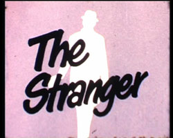 A still from The Stranger (1970)}
