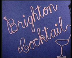A still image from �Brighton Cocktail� (1969)