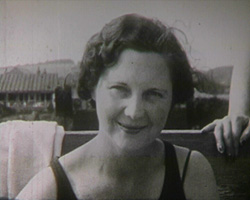 A still from [Ross Family Pictures III] (1930s) - Mrs Ross