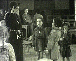 A still from [Tableau Party; Jumble Sale] (1944; 1945)