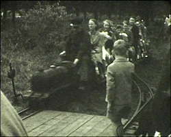 A Still from [Family Scenes and Miniature Railway] (ca.1940)