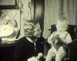 Barry�s Babyhood (1933-1934)