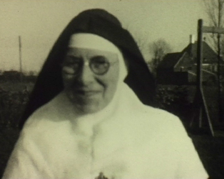 A still from [Nuns; Boat Trip] (ca. 1930s)