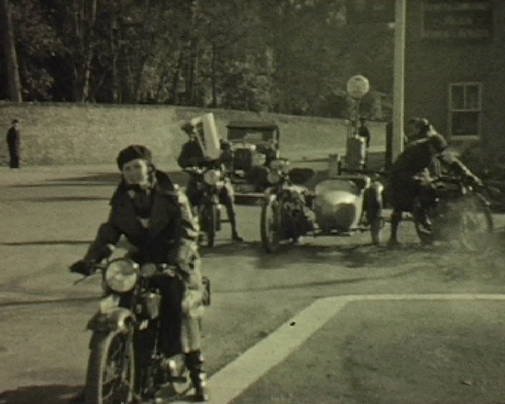 A still from [C.M.C.C - Chichester Motor Cycle Club] (ca. 1931)