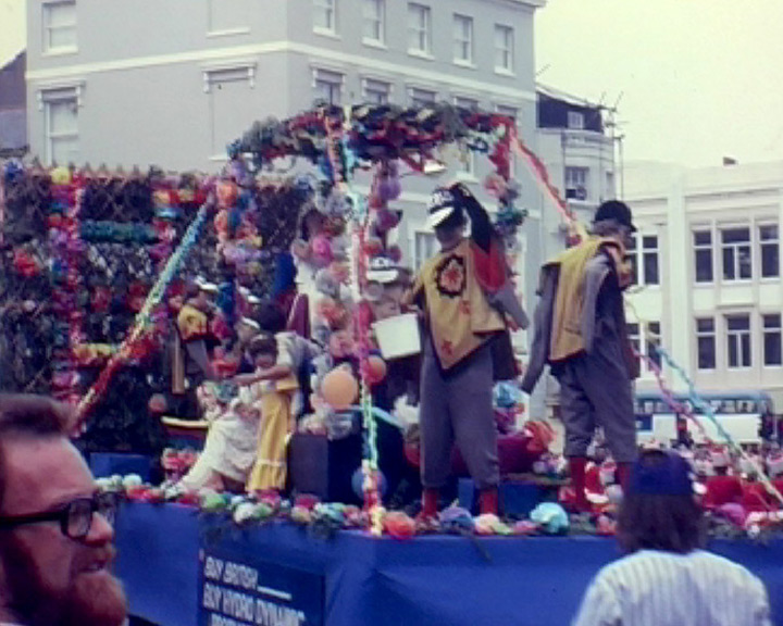 A still from [Brighton Carnival] (1978)