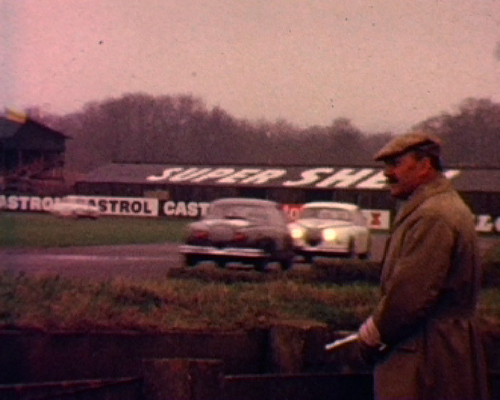 A Still from [Goodwood motor racing on Easter Monday] (1963)