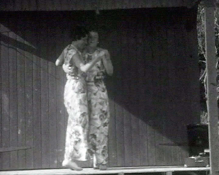 A still from 'Fashion Show and Seaside Scenes' (1930s)