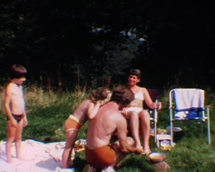 A Still from [Holiday in Wales] (ca. 1972)