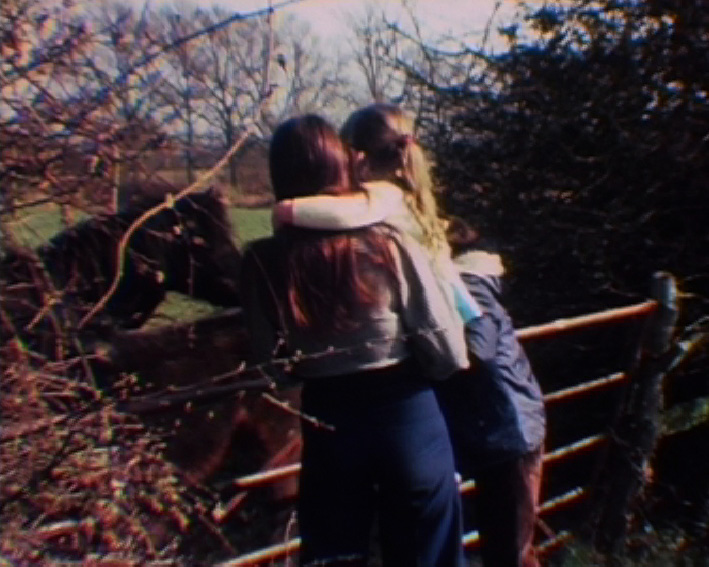 A Still from 'Family with Horses' (ca.1975)