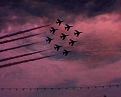 [Family Scenes; Brighton Air Display] (ca.1975)