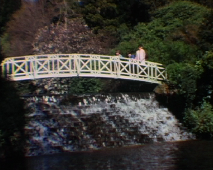 A Still from Sheffield Park Garden (ca. 1973)