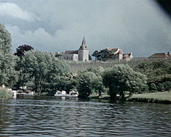 A still from [Medway Trip]  (ca.1968)