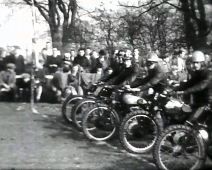 A Still from [Motor Club Events] (1938-1939)