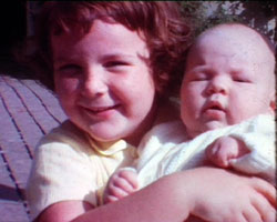A still image from �[Cornwall Holiday Odds; Baby Jo]� (ca. 1970)