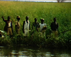A still image from �[Namwala Kafue River Tour]� (1958)
