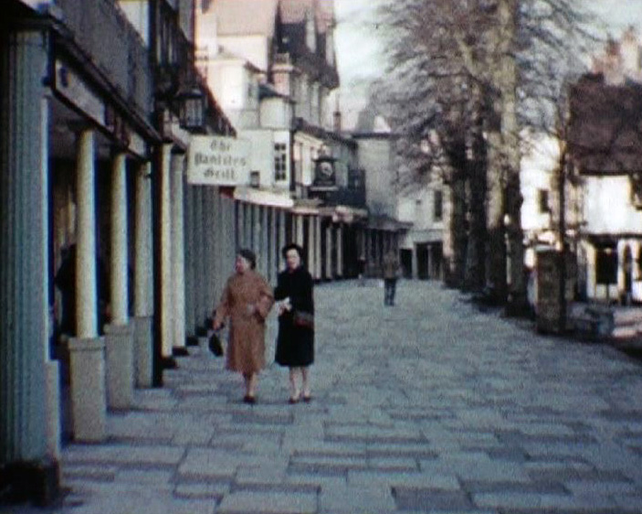 A Still from [Tunbridge Wells; Holiday to Cornwall [?]] (ca.1959)