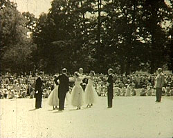 A still from Dunorlan Park (1950s)