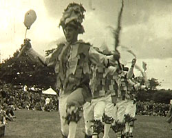 A still from 'Football Supporters Club Gala and Fete' (1952)