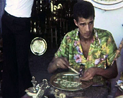 A Still from [Holiday in Tunisia] (1980)