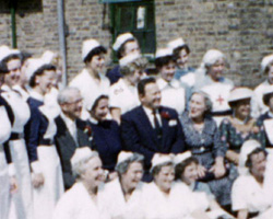 A still from [Hospitals Fetes and Village Fairs] (ca.1957; 1959; 1960)