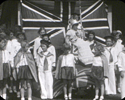 A still from [King George V Silver Jubilee] (1933)