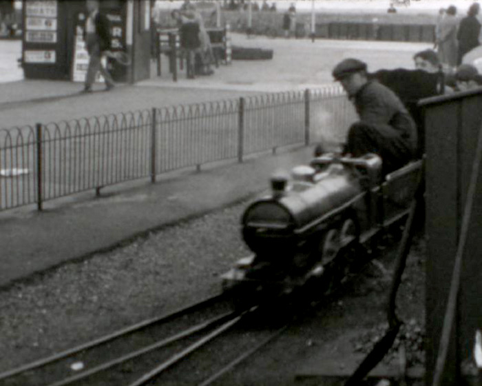 A still from [Arundel; Shoreham; Southsea; Isle of Wight] (19337/1938)