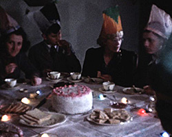 A still from [Family Christmas Celebrations] (1844; 1947; 1948)