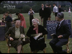 A still from [Baby; Hazelwick Sports; Holiday at Felixstowe] (1955)