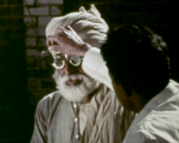 A still from Looking on Darkness (1970)