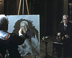 A still from [Hill Barn Theatre; Morse Brown Portrait] (1960)
