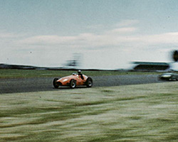 A still from Silverstone (1950s)