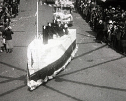 a still from 'Silver Jubilee Celebrations at Bognor Regis' (1935)