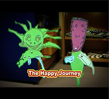 A still from The Happy Journey (2006)}