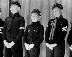 A Still from [Scout Camp Performances] (1938-1939)