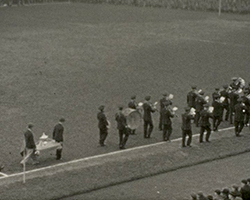 A still from [Smoking; Football Match; Family Scenes] [ca. 1932 - 1949]